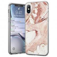 WozinskyWozinsky Marble skal iPhone 12 mini Rosa