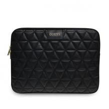 GuessGUESS Datorfodral Quilted - Svart