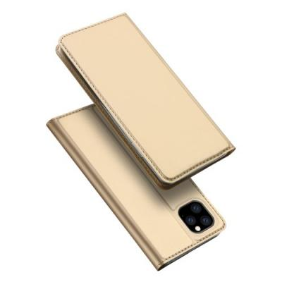 Dux Ducis Plånboksfodral för iPhone 11 Pro Max - Guld