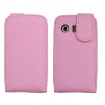 OEMFlip mobilväska till Samsung Galaxy Y S5360 (Rosa)