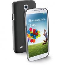 CellularLineCellularLine Fit hårdplastskal för Samsung Galaxy S4 (Svart) + Skärmskydd