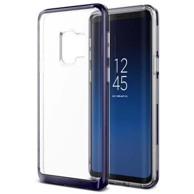 Verus Crystal Bumper Skal till Samsung Galaxy S9 - Lila