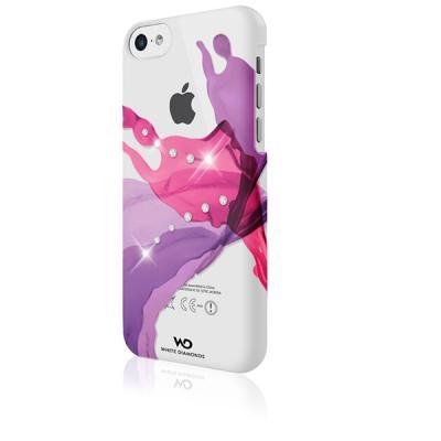 WHITE-DIAMONDS Liquid Rosa iPhone 5C
