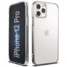 RingkeRingke Fusion Matte PC skal Bumper iPhone 12/12 Pro transparent