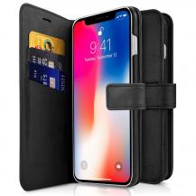 ItSkinsITSKINS plånboksfodral - iPhone XR - Svart