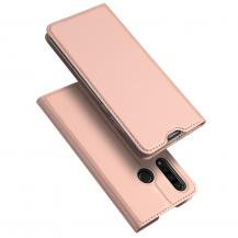 Dux DucisDux Ducis Plånboksfodral till Huawei P30 - RoséGuld