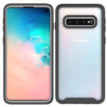 A-One BrandTvådelat Skal till Samsung Galaxy S10 - Svart