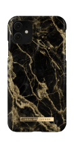 iDeal of SwedeniDeal Fashion Skal iPhone XS Max/11 Pro Max - Golden Smoke Marble