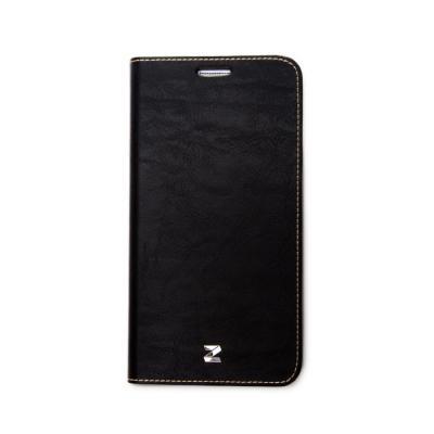 Zenus Buffalo Diary Plånboksfodral till iPhone 7/8 Plus - Svart