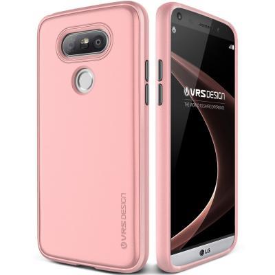 Verus Single Fit Skal till LG G5 - Snow Pink