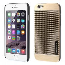 MotomoBaksideSkal till Apple iPhone 6 / 6S - Guld