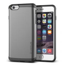 VERUSVerus Damda Veil skal med spegel till Apple iPhone 6(S) Plus (Grå)