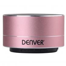 DenverDenver Bluetooth-högtalare Rosa
