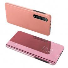 HurtelClear View Skal Xiaomi Mi Note 10 Lite Rosa