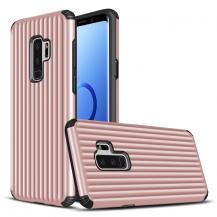 A-One BrandHybrid Armor Skal till Samsung Galaxy S9 - RoséGuld