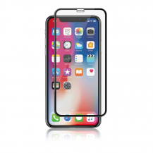 PanzerPanzer - Full-Fit Silicate Glass iPhone XS Max/11 Pro Max- Svart