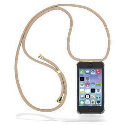 CoveredGear Necklace Case Samsung Galaxy J5 (2017) - Beige Cord