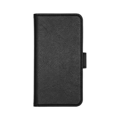 Essentials PU wallet 3 kort Phone 11 - Svart