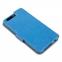 A-One BrandQubits Plånboksfodral Huawei Honor 9 - Blå