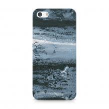 TheMobileStore Slim CasesDesigner Skal till Apple iPhone 5/5S/SE - Pat2040