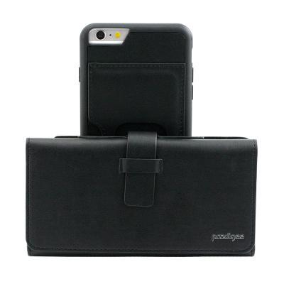 Prodigee Legacee Wallet till Apple iPhone 6(S) Plus - Svart