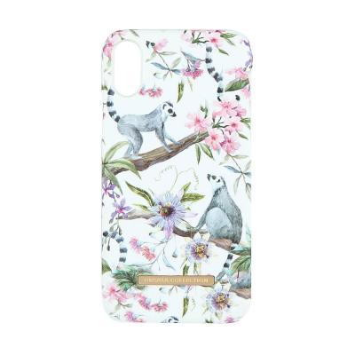 Onsala Collection mobilskal till iPhone Xs Max -Soft Lemur Cuties
