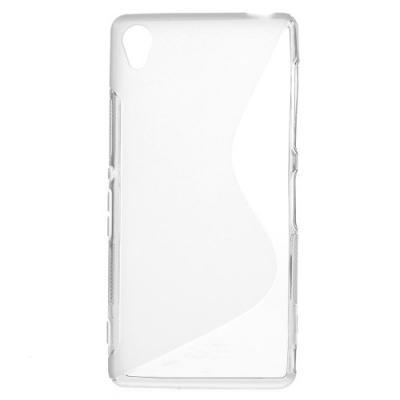 Flexiskal till Sony Xperia Z3 - Grå
