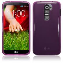 TerrapinFlexiCase Skal till LG G2 (Lila)