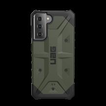 UAGUAG Samsung Galaxy S21 Pathfinder-Fodral Oliv