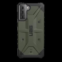 UAGUAG Samsung Galaxy S21 Plus Pathfinder-Fodral Oliv