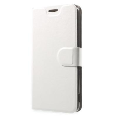 Crazy Horse Plånboksfodral till LG G5 - Vit
