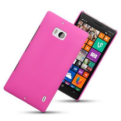 Baksideskal till Nokia Lumia 930 (Magenta)