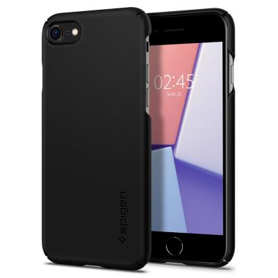 Spigen Thin Fit iPhone 7/8/SE 2020 Black