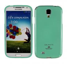 MercuryMercury Color Pearl Jelly FlexiSkal till Samsung Galaxy S4 i9500 (Mint)