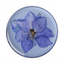 PopSocketsPOPSOCKETS Pressed Flower Larkspur Avtagbart Grip