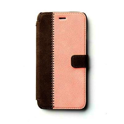 Zenus E-Note Diary Plånboksfodral till Apple iPhone 6(S) Plus (Rosa)