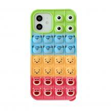 Fidget ToysMulti Faces Pop it Fidget Skal till iPhone 7/8/SE 2020