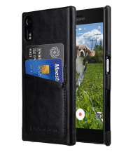 CoveredGearCoveredGear Card Case till Sony Xperia XZ / XZs - Svart