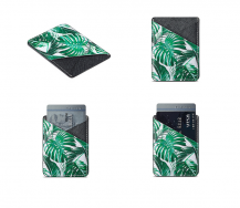 A-One BrandMuxma Kreditkortshållare för smartphones - Tropisk