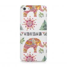 TheMobileStore Slim CasesDesigner Skal till Apple iPhone 5/5S/SE - Pat2015