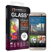CoveredGearCoveredGear härdat glas skärmskydd till HTC One M9