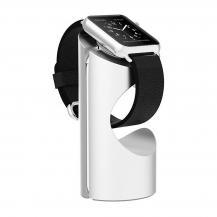 Just MobileJust Mobile TimeStand - Super-elegant ställ i aluminium för Apple Watch - Svart
