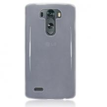 TerrapinFlexiCase Skal till LG G3 (Transparent)