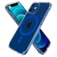 SpigenSpigen - Ultra Hybrid Magsafe Mobilskal iPhone 12 Mini - Blå