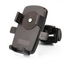 A-One BrandUniversal mobilhållare för Cykel/MC/Golfvagn - Svart