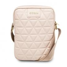 """GuessGuess Quilted Surfplattefodral 10"""" - Rosa"""