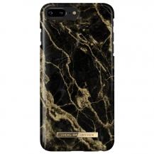 iDeal of SwedeniDeal Fashion Skal iPhone 6/6s/ 7/8 Plus - Golden Smoke Marble