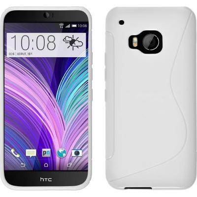 Flexicase Skal till HTC One M9 - Vit