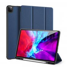 OEMDux Ducis Domo Tri-Fold Fodral till Apple Ipad Pro 11 (2020) - Blå