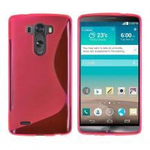 A-One BrandFlexiCase Skal till LG G3 (Magenta)